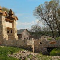 Башня :: Дмитрий Гридчин