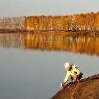 Был серый день... пылала осень... :: Olenka