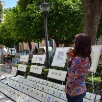 выставка ... художник :: Nina Delgado