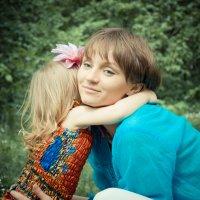 мама и дочка :: Вера Аверьянова
