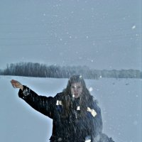 наша богатая русская зима! :: Виктория Степанова