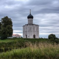 Церковь Покрова на Нерли :: Сергей Семак