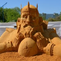 Скульптуры из песка :: Вероника Изотова