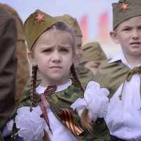 Этот взгляд, словно высший суд... Для ребят, что сейчас растут :: Антон Сологубов