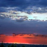 В сторону заката мчится дорога :: Константин Тимченко