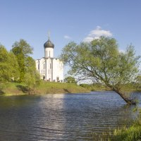 Храм Покрова на Нерли :: Константин Тимченко