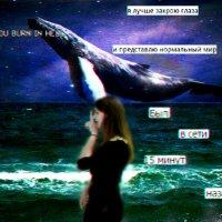 киты :: Polina Pavliuk