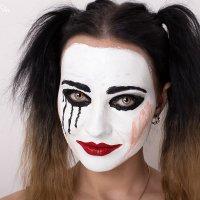 Невеста Джокера :: Аннета /Анна/ Шу
