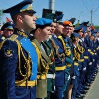 Командиры парадных расчетов :: Иван Нищун