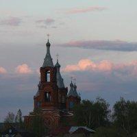 Сельский Храм :: Виталий  Селиванов
