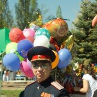 Люди в форме :: Сергей