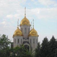 Храм :: Ирина Телегина