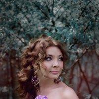 Цветы из шелка... :: Светлана Луресова