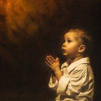 молитва :: Мария Быкова