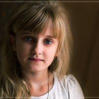 Портрет девочки :: Genadi Zamirsky