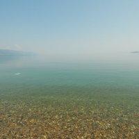 Хрустальные воды Байкала :: Евгения Холодная