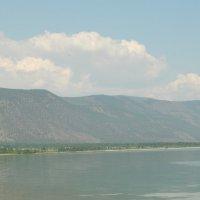 Великое озеро :: Евгения Холодная