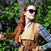 Сиреневая весна :: Леонид