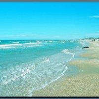 песчаный пляж. Джемете.  2016. :: Ivana