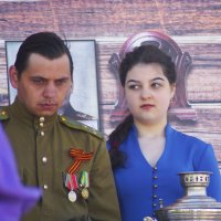 Пришел солдат с фронта! :: A. SMIRNOV
