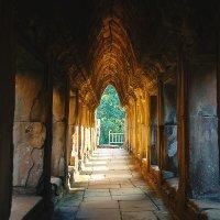 Древние лабиринты Ангкора :: Кирилл Охват