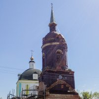 Михайло-Архангельская церковь,1804г. :: Сергей Старовойт
