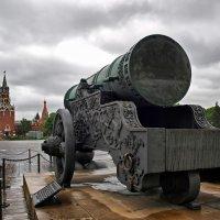 Царь-пушка :: Михаил Малец