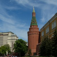 Александровский сад. Москва. :: Yuri Chudnovetz