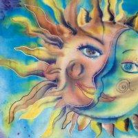 Солнце с Луною заводят хоровод... :: Александр Петров