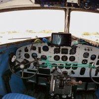 МАКС 2015 Кабина DC -3 или Ли-2 :: Alexey YakovLev