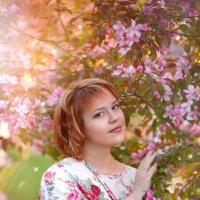 Яблоневый сад :: Фотохудожник Наталья Смирнова