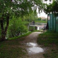 Но купаться не стали :: Андрей Лукьянов