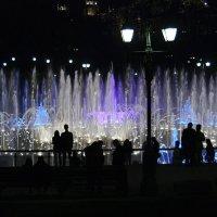 Симфония воды и света :: Alex Sash