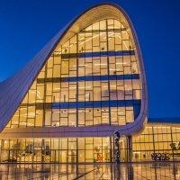 Heydar Aliyev Center :: Kerim Abbasov