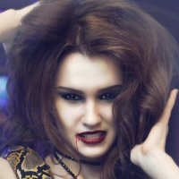 Вампирша :: Татьяна Фирсова