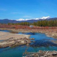 Голубая река :: Анатолий Иргл