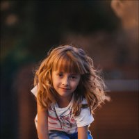 Девочка-ангел :: Алексей Латыш