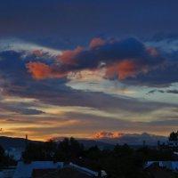 Закат одного дня :: Наталья (D.Nat@lia)