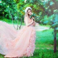 Фотосъемка девушки :: марина алексеева
