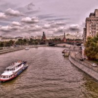 Вдоль Москвы-реки :: Наталья Лакомова