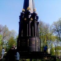 Памятник 100-летию войны 1812года :: Галина Черанева