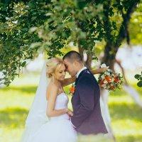 летняя свадьба Кати и Ивана :: Екатерина Бубнова