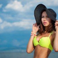 дама в шляпе :: gremlynann Анна Артемьева