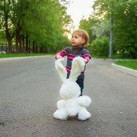 Зайка моя :: Сергей Ромадин