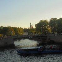 Водный Петербург :: ДС 13 Митя