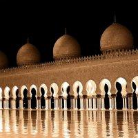Мечеть Шейха Заида в Абу Даби.ОАЭ. :: Рустам Илалов