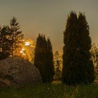 На закате :: Ира Петрова