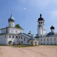 Крыпецкий монастырь :: Наталья Левина
