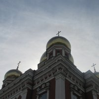 Церковь Покрова Пресвятой Богородицы, что на горах. :: Василий Пряничников