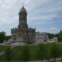 Церковь Знамения Пресвятой Богородицы в Дубровицах :: Irina Shtukmaster